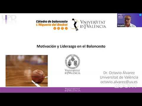 Webinar 5 Cátedra de Baloncesto L'Alqueria del Basket (Inicio 20h)