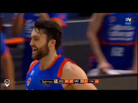 ¡¡Conexión Jordan Loyd para Mike Tobey y mate!! J5 Fase Final Liga Endesa vs Herbalife Gran Canaria