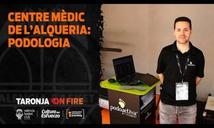 Descubre el centro médico de L'Alqueria: Podología