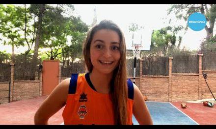 Lorena Segura jugará en el primer equipo en la 2020-21