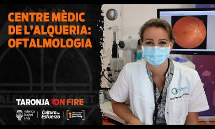 Descubre el centro médico de L'Alqueria: Oftalmología
