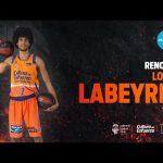 Declaraciones de Louis Labeyrie tras renovar como taronja