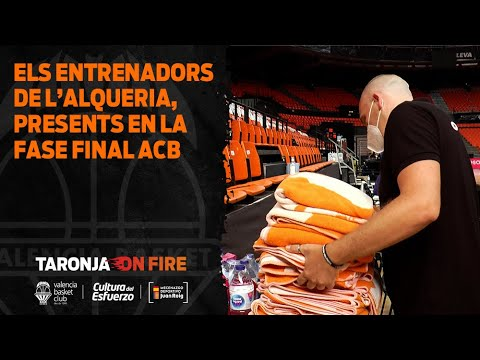Los entrenadores de L'Alqueria valoran su experiencia en la Fase Final acb