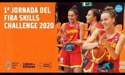 Primera jornada del FIBA Skills Challenge 2020