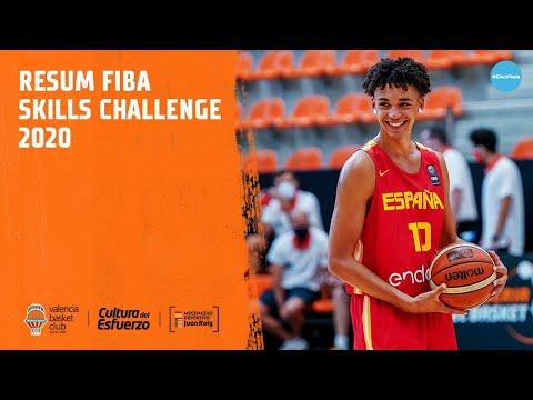 Resumen FIBA Skills Challenge 2020
