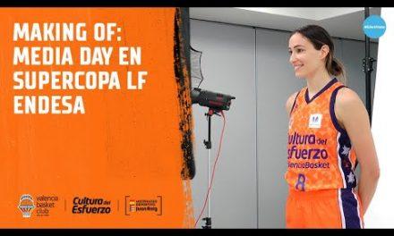 Media Day Supercopa LF Endesa