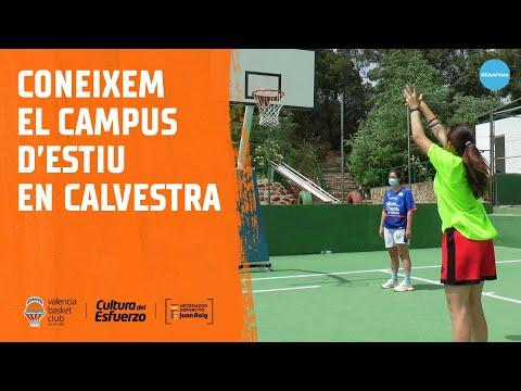 Recordamos el Campus de Verano en Calvestra