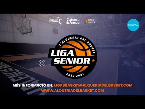 ¡Ya te puedes inscribir a la Liga Senior 20/21!