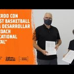 Acuerdo con Assist Basketball para desarrollar el 'Coach Educational Portal'