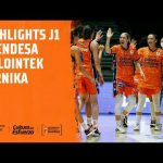 Highlights J1 LF Endesa vs Lointek Gernika