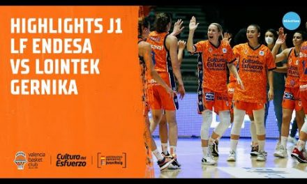 Highlights J1 LF Endesa vs Lointek Gernika