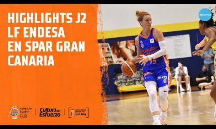 Highlights J2 LF Endesa en Spar Gran Canaria