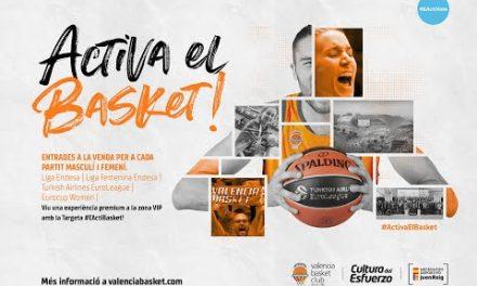 #ActivaElBasket, propuestas de Ticketing Temporada 2020 21