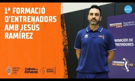 1ª jornada de formación de entrenadores con Jesús Ramírez