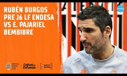 Rubén Burgos pre J6 LF Endesa vs Embutidos Pajariel Bembibre