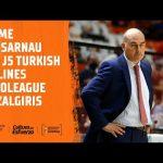 Jaume Ponsarnau Pre J5 Euroliga en Zalgiris
