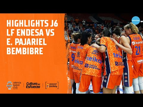 Highlights J6 LF Endesa vs Embutidos Pajariel Bembibre