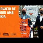 Renovación del acuerdo entre Valencia Basket y Bankia