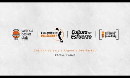 3rd anniversary L'Alqueria del Basket