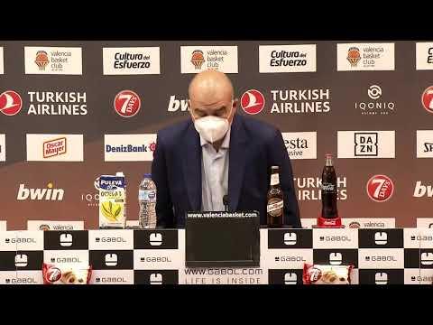 Copia de Press Conference G1 Turkish Airlines EuroLeague vs LDLC Asvel