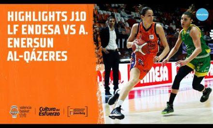 Highlights J10 LF Endesa vs Alter Enersun Al-Qázeres