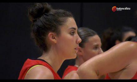 Selección española femenina 3×3 en L'Alqueria del Basket – Día 1