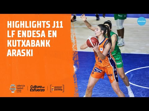 Highlights J11 LF Endesa en Kutxabank Araski