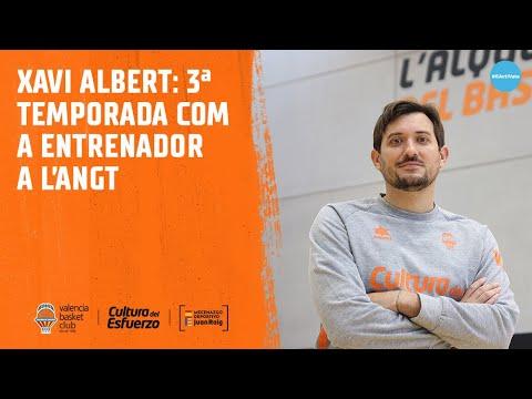 Xavi Albert: 3ª temporada como entrenador al Adidas Next Generation Tournament