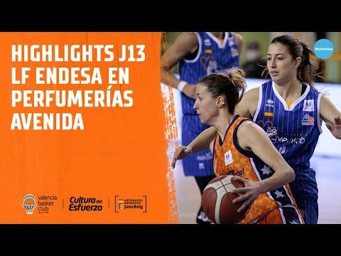 Highlights J13 LF Endesa en Perfumerías Avenida