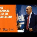 Jaume Ponsarnau Pre J17 en FC Barcelona