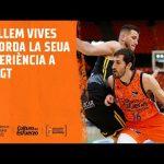 Guillem Vives recuerda su experiencia en el ANGT