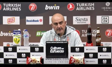 Jaume Ponsarnau pre J7 Turkish Airlines EuroLeague vs AX Armani Exchange Milan
