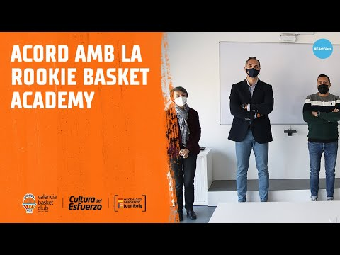 Acuerdo con la Rookie Basket Academy de Oviedo