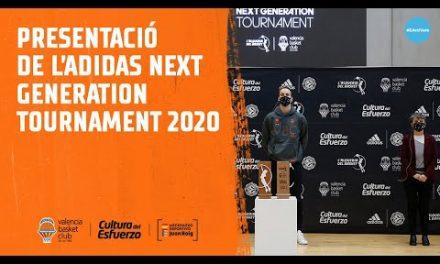 Presentación del adidas Next Generation Qualifier 2020