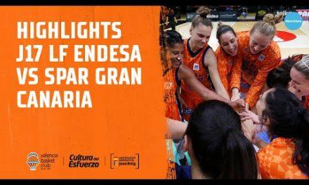 Highlights J17 LF Endesa vs Spar Gran Canaria