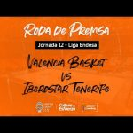 Rueda de prensa J12 Turkish Airlines EuroLeague vs ALBA Berlin