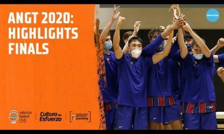 ANGT 2020: Highlights Finales