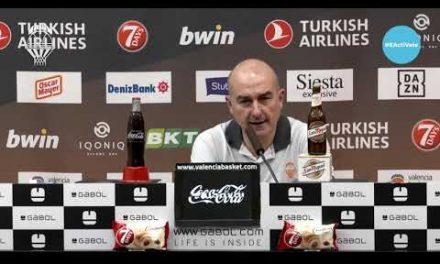 Jaume Ponsarnau sobre Miki Vukovic