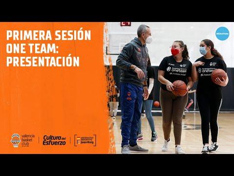 IX One Team – Sesión 1 – Presentación