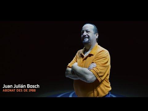 Ara La Fonteta Eres Tu, Juan Julián Bosch