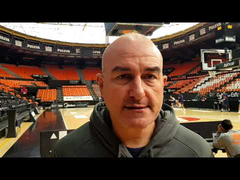 Jaume Ponsarnau Previa J18 Turkish Airlines EuroLeague en FC Barcelona