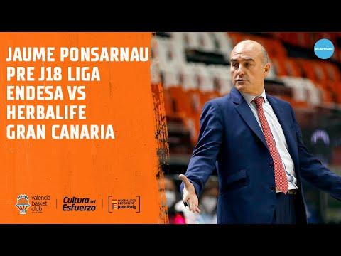 Jaume Ponsarnau Pre J18 herbalife gran canaria