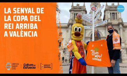 La señal de la Copa del Rey llega a València