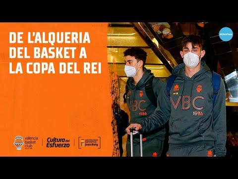 De L'Alqueria del Basket a la Copa del Rey