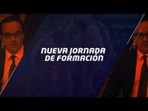 Llega la 5ª jornada de formación de entrenadores con Diego Ocampo