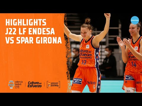 Highlights J22 LF Endesa vs Spar Girona