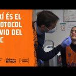 Así es el protocolo COVID del Valencia Basket