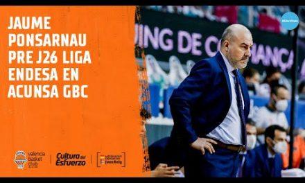 Jaume Ponsarnau Pre J26 Acunsa GBC