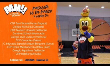 La Mascletà del Basket – 16 Marzo