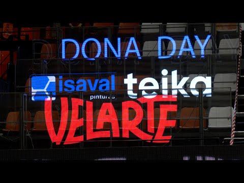 Así volvió la Grada Virtual en el #DonaDay